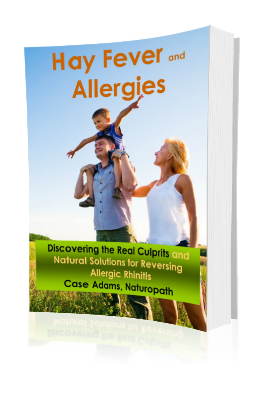 natural remedies for hay fever and allergies