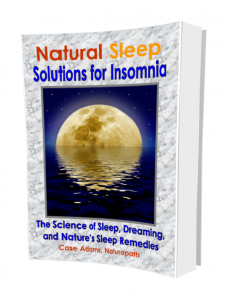 insomnia remedies book